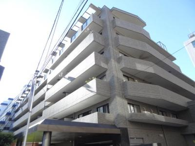【外観】ルピナス渋谷桜丘ガーデンコート