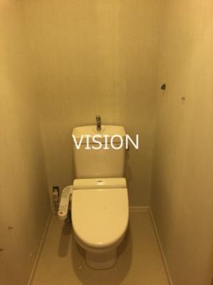 【トイレ】リバーコート八広