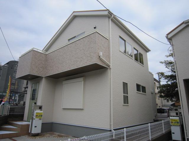 新築一戸建て 全3棟 勝田台1丁目 3LDK+タタミコーナーのある家、駅近徒歩4分です!仲介手数料無料です。