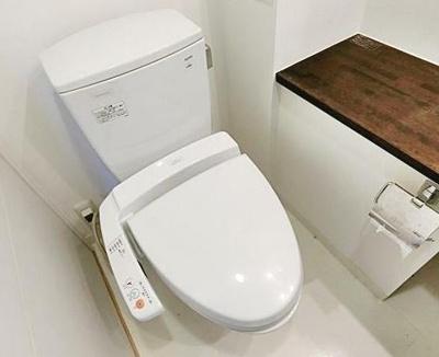 【トイレ】ブランシック白金台