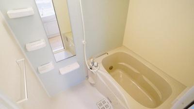 【浴室】ラ フロラージュ Ⅱ