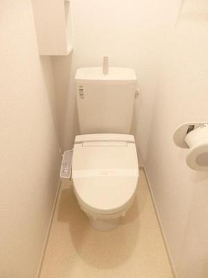 【トイレ】グリーンワールドIII