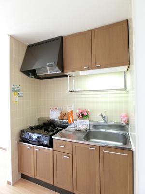 【キッチン】セントラル亀山