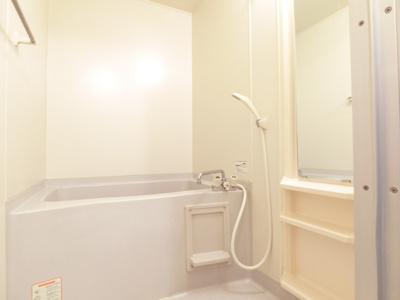【浴室】セントラル亀山