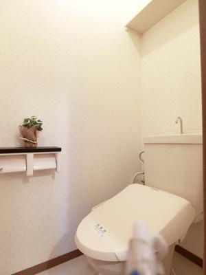 【トイレ】セントラル亀山