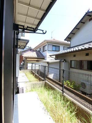 【庭】セントラル亀山