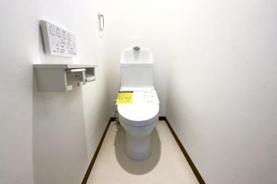 【トイレ】伏見区向島津田町 新築戸建