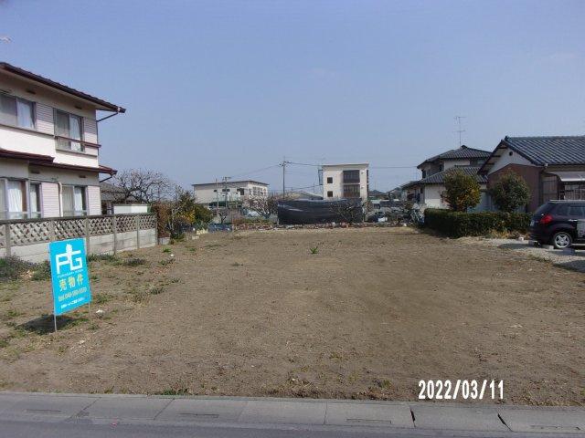 【外観】熊谷市三ヶ尻 1420万 土地