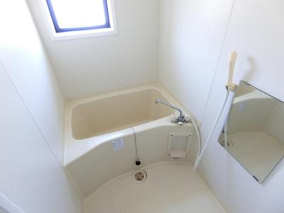【浴室】コーポラスヤナセⅡ