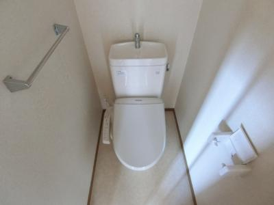 【トイレ】コーポラスヤナセⅡ