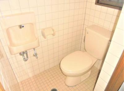 【トイレ】ライオンズマンション国際通り第二