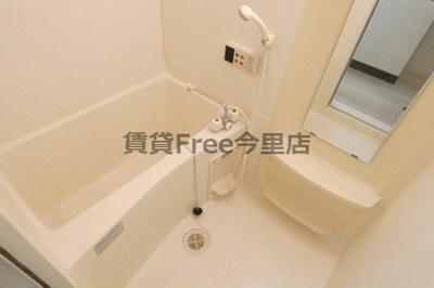 【浴室】ルフォン今里 仲介手数料無料