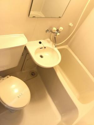【浴室】キャッスルS.Y