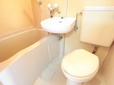 【浴室】サニーパレス平磯