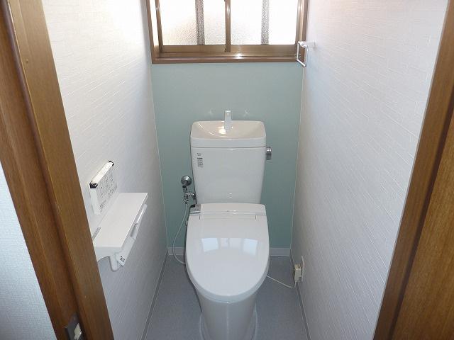 【トイレ】福津市若木台6丁目戸建