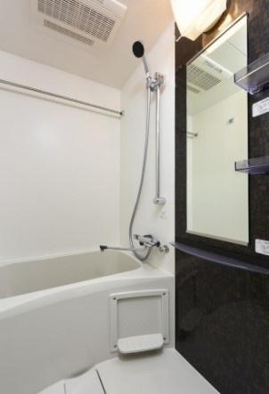 【浴室】スカイコートヒルズ北新宿