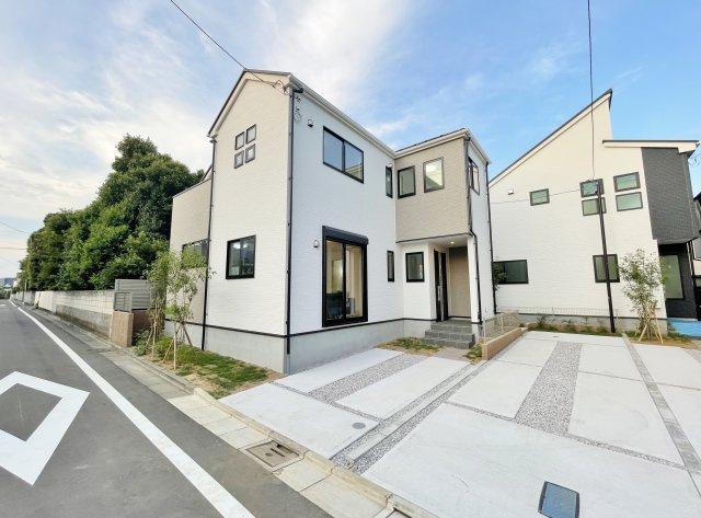 【区画図】杉並区下井草4丁目 全3区画 1区画