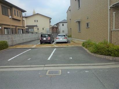 【駐車場】テキューロウノ