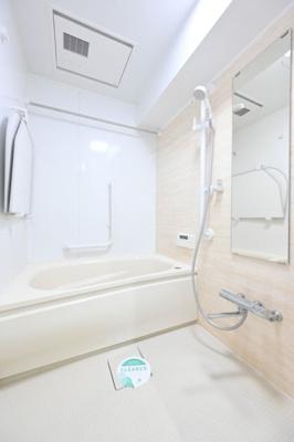 【浴室】ヴイツプ新宿御苑