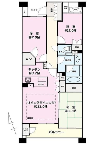 小田急コアロード読売ランド