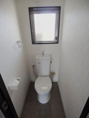 【トイレ】コーポ沖本