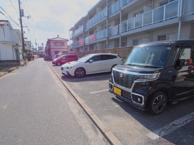 【駐車場】コーポ沖本