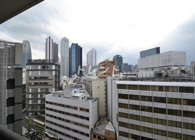 【展望】ファーストリアルタワー新宿