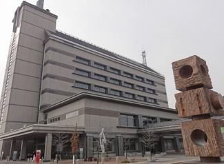 碧南市役所まで1950m