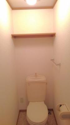 【トイレ】エレガンツニュ-アサヒ