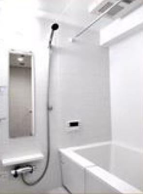 【浴室】ライオンズマンション西舞子第2