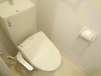 【トイレ】ラインハイトⅡ