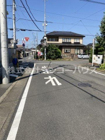 【前面道路含む現地写真】久喜市栗橋東5丁目 戸建