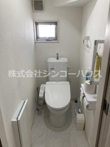 【トイレ】久喜市栗橋東5丁目 戸建
