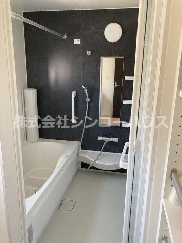 【浴室】久喜市栗橋東5丁目 戸建
