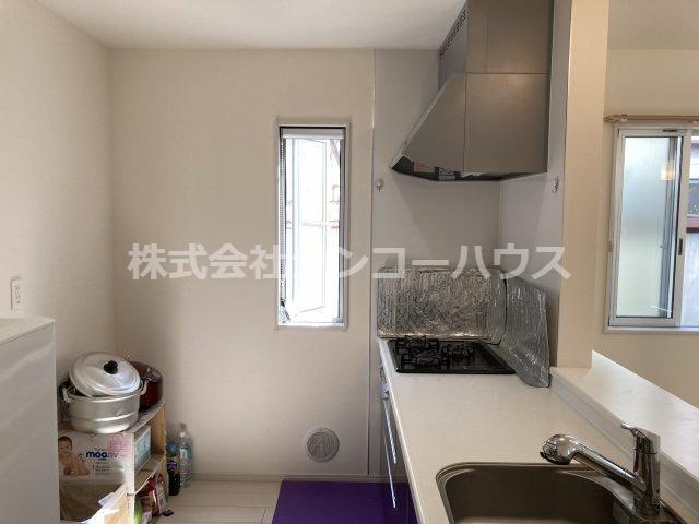 【キッチン】久喜市栗橋東5丁目 戸建