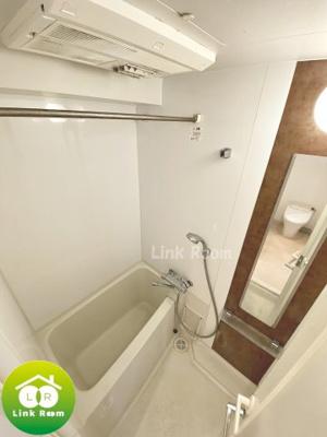 【浴室】プラウドフラット森下