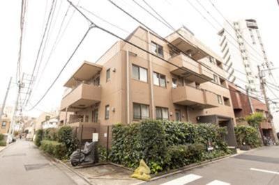 【外観】コートレアル三田綱町