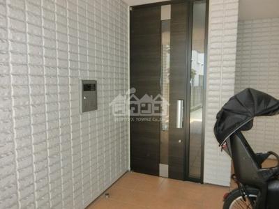 駐輪スペース・Maison Une Koenji