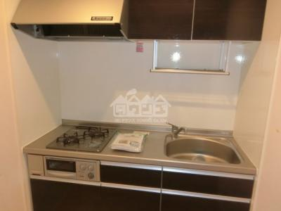 同建物別室参考写真2口システムキッチン・Maison Une Koenji