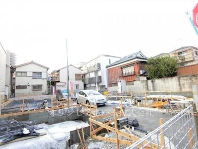 【外観】江東区東砂5丁目新築分譲住宅