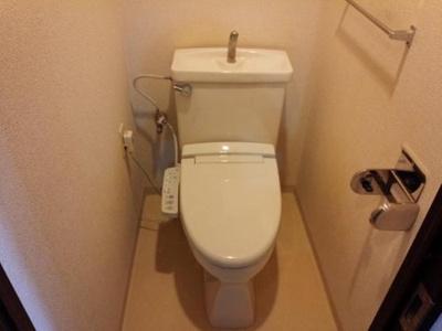 【トイレ】ファミティ滝谷