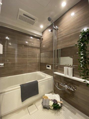 【浴室】ハウス三軒茶屋