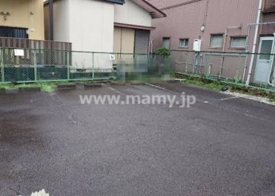 【外観】浜田町駐車場N
