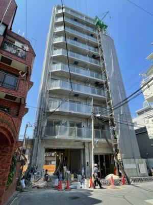 京浜急行本線「生麦駅」徒歩3分の新築マンションです。