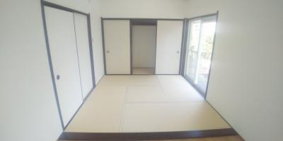 和室スペースです。