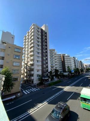 【外観】桜台武蔵野マンション