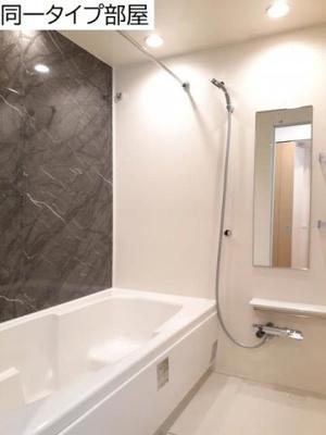 【浴室】オーブルージュ