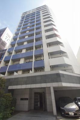 JR蒲田駅から徒歩4分のペット可マンションです。