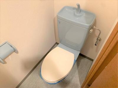 【トイレ】エステムコート大阪城南II