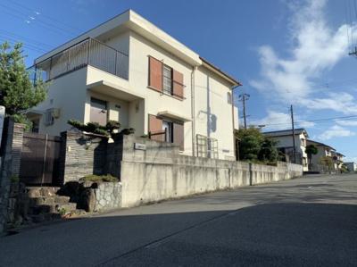 【外観】神戸市須磨区友が丘1丁目売り土地